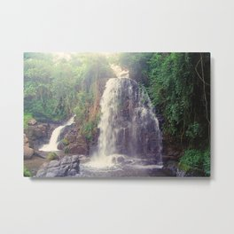 """Horseshoe Falls"" by ICA PAVON Metal Print"