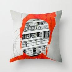 Die Kirchenmaus 3e Throw Pillow