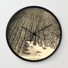 Baltimore 1911 Wall Clock