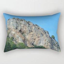 The rock Rectangular Pillow