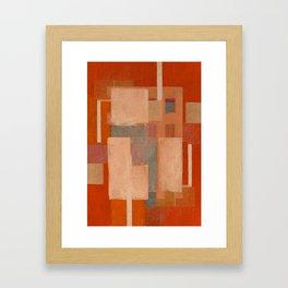 Urban Intersections 5 Framed Art Print