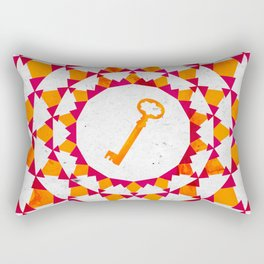 Phantom Keys Series - 03 Rectangular Pillow
