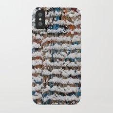 snow Slim Case iPhone X