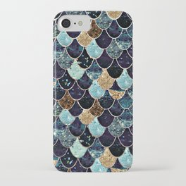 REALLY MERMAID - MYSTIC BLUE iPhone Case