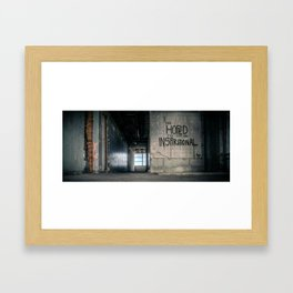 Drayton - Things Hoped For Framed Art Print