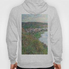 Monet - View of Vetheuil, 1880 Hoody