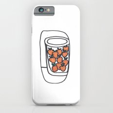 Strawberries iPhone 6s Slim Case