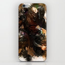 League of Legends WUKONG iPhone Skin