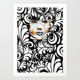 My Part Art Print