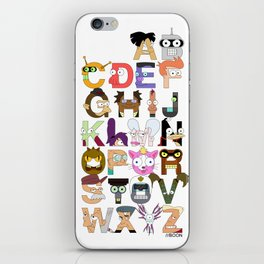 Futuralpha iPhone Skin