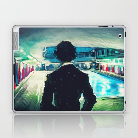 The Pool Laptop & iPad Skin