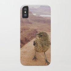 Desert Bird Slim Case iPhone X
