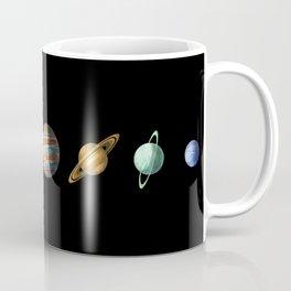 Solar System  Coffee Mug