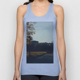 Falling Out Unisex Tank Top