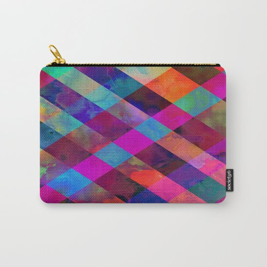 Rio Plaid Carry-All Pouch
