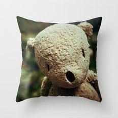 Strike a Pose Throw Pillow