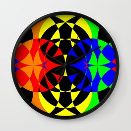 Energize Wall Clock
