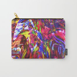 Fluid Painting  Carry-All Pouch