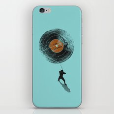 Record Breaker iPhone Skin