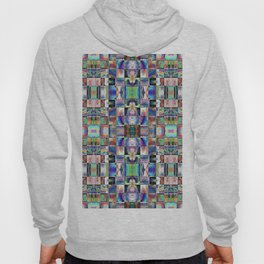 149 -  Crazy abstract pattern Hoody