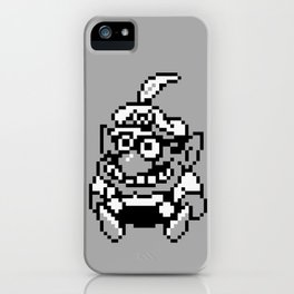 Wario 2 iPhone Case