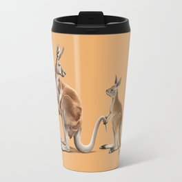 Being Tailed (Colour) Travel Mug
