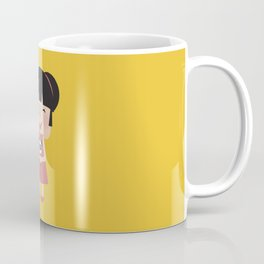 Hello how are you (Yellow Tales Series #1) Coffee Mug