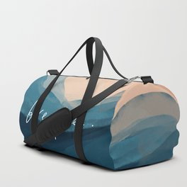 breathe. Duffle Bag