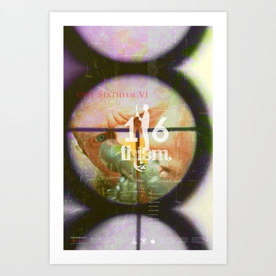 One Sixth Ism Vol.1-1 Art Print