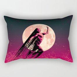 Sister Moon Rectangular Pillow