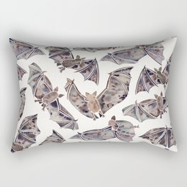 Bat Collection Rectangular Pillow