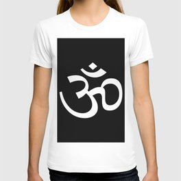 Ohm Black & White T-shirt