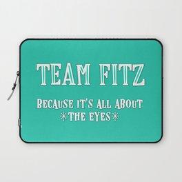 Team Fitz Laptop Sleeve