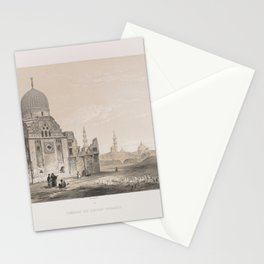 Tomb of Sultan Tarabey ,1843 Stationery Cards