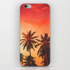 Jozi's Fire iPhone Skin
