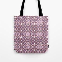 1982 est. Royal Purple Tote Bag