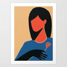 Fernanda Art Print