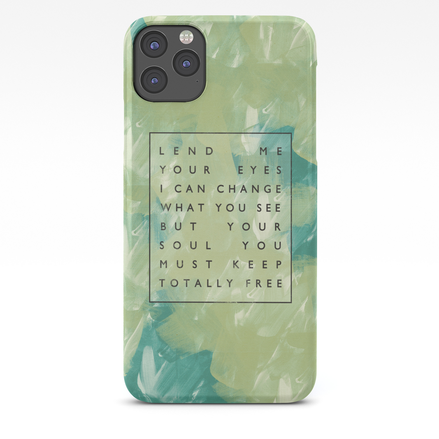 Awake My Soul Ii Iphone Case By Zyanyalorenzo Society6