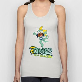 Draco the Dragon Unisex Tank Top