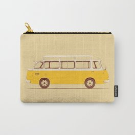 Yellow Van II Carry-All Pouch