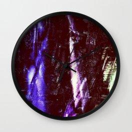 Exposure Art - Sensation Lightning Wall Clock