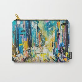 Evening on fifth avenue Carry-All Pouch