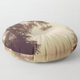 Misty Morning Floor Pillow