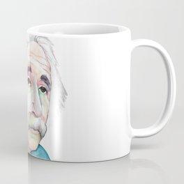 Albert Einstein Portrait Coffee Mug