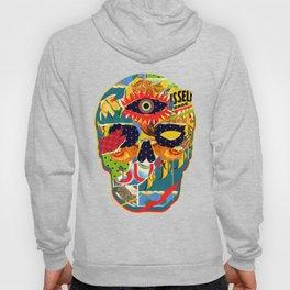 Three Eyed Skull Hoody
