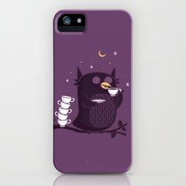 Coffee-Holic iPhone Case