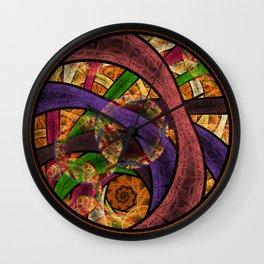 Circle Jerk Wall Clock