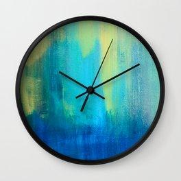 Heavy Fog Wall Clock