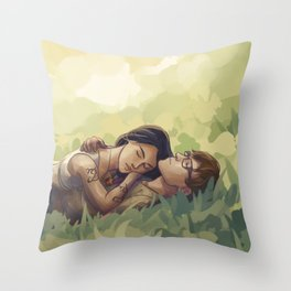 Sizzy Throw Pillow