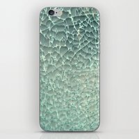 mercedes iPhone & iPod Skins featuring Shattered by RichCaspian